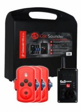 Cat Sounder XRS ACC (3+1 + case) RED